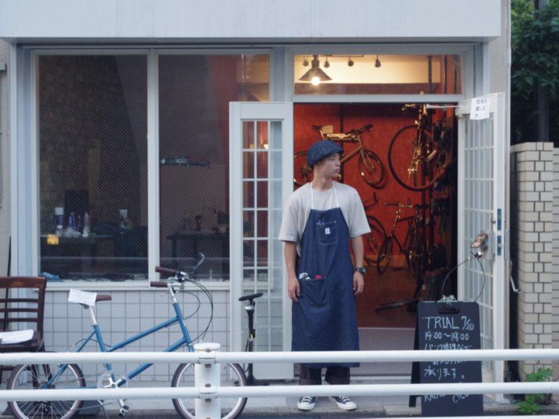 武蔵野市 自転車屋