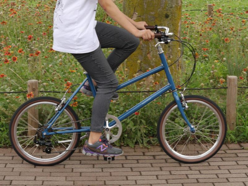 クレイジーシープ、ロムニー、おしゃれ、買い物、自転車
