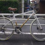 macchi cycles mtb 街乗り クロモリ ハンドメイド自転車