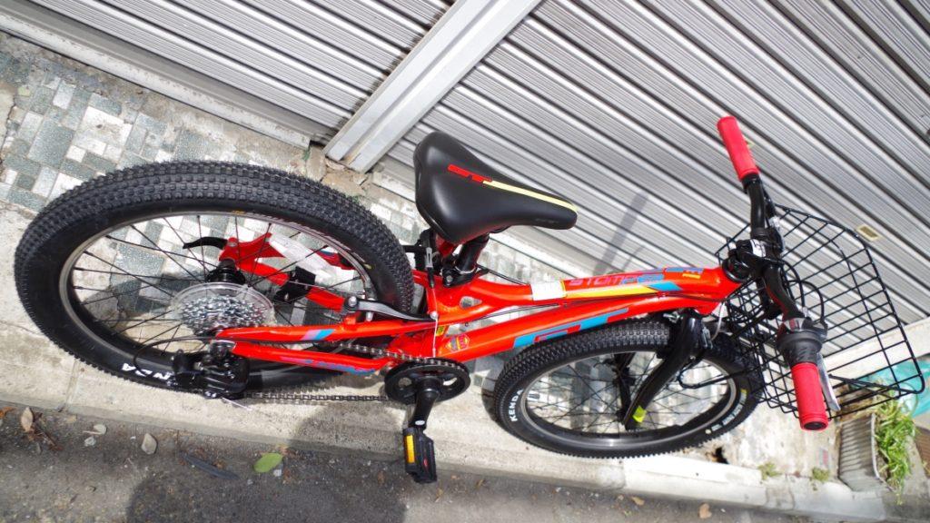 GT PRIME STPOMPER 武蔵野市 子供用 自転車