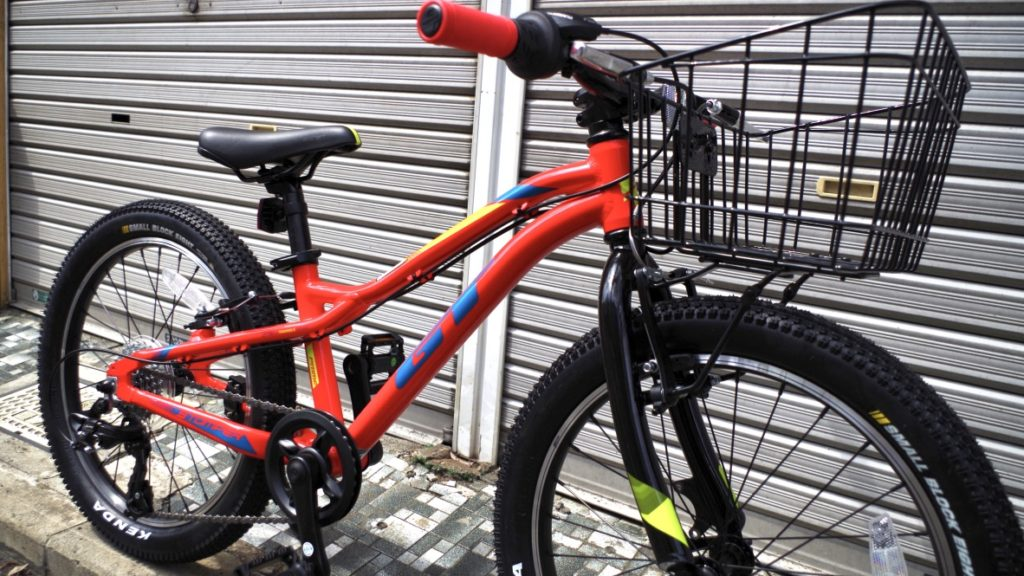 GT  STPOMPER PRIME 武蔵野市 子供用 自転車