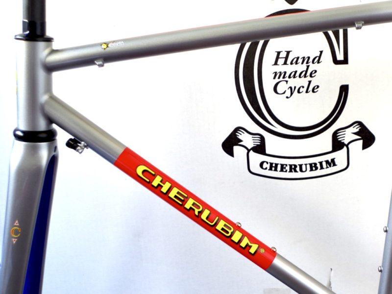 ケルビム コルサ cherubim corsa ハンドメイド自転車 クロモリロードバイク