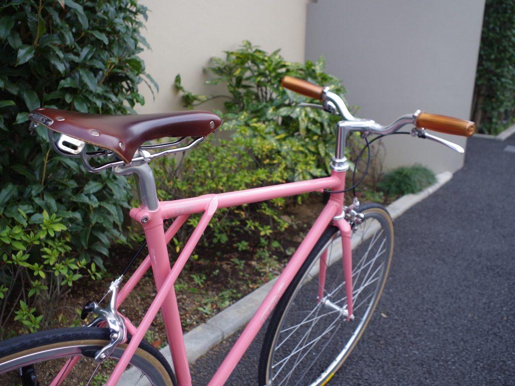 E.B.S FLOAT 700S クロモリ シングルスピード ピスト 自転車 三鷹 吉祥寺 武蔵野市