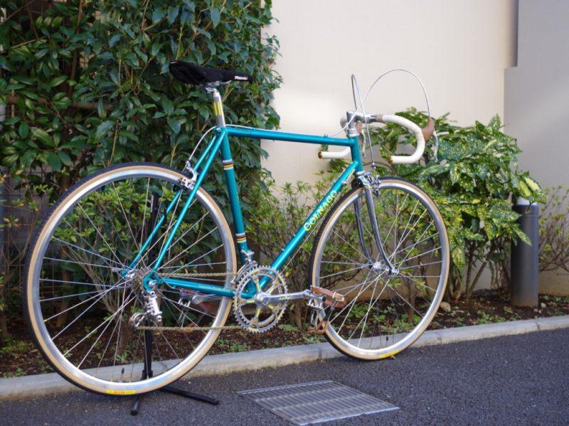コルナゴ クロモリロードバイク 自転車 三鷹 武蔵野市 吉祥寺 カスタム
