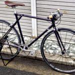 E.B.S FLAOT 700R ハンドメイド自転車 クロモリ