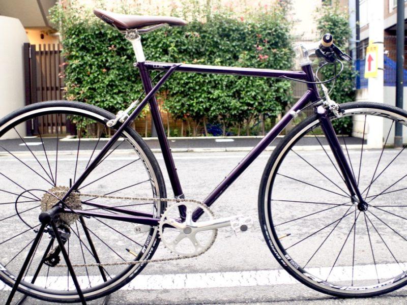 E.B.S FLOAT 700R ハンドメイド自転車 クロモリ