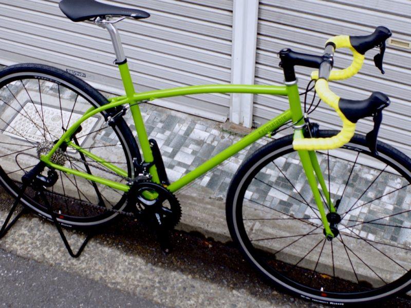 kachialable killertune ハンドメイドバイシクル ハンドメイド自転車 クロモリロードバイク