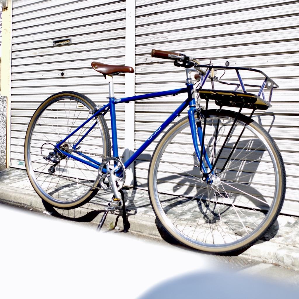 CRAZYSHEEP perendale  クレイジーシープ ペレンデール クロモリ クロスバイク