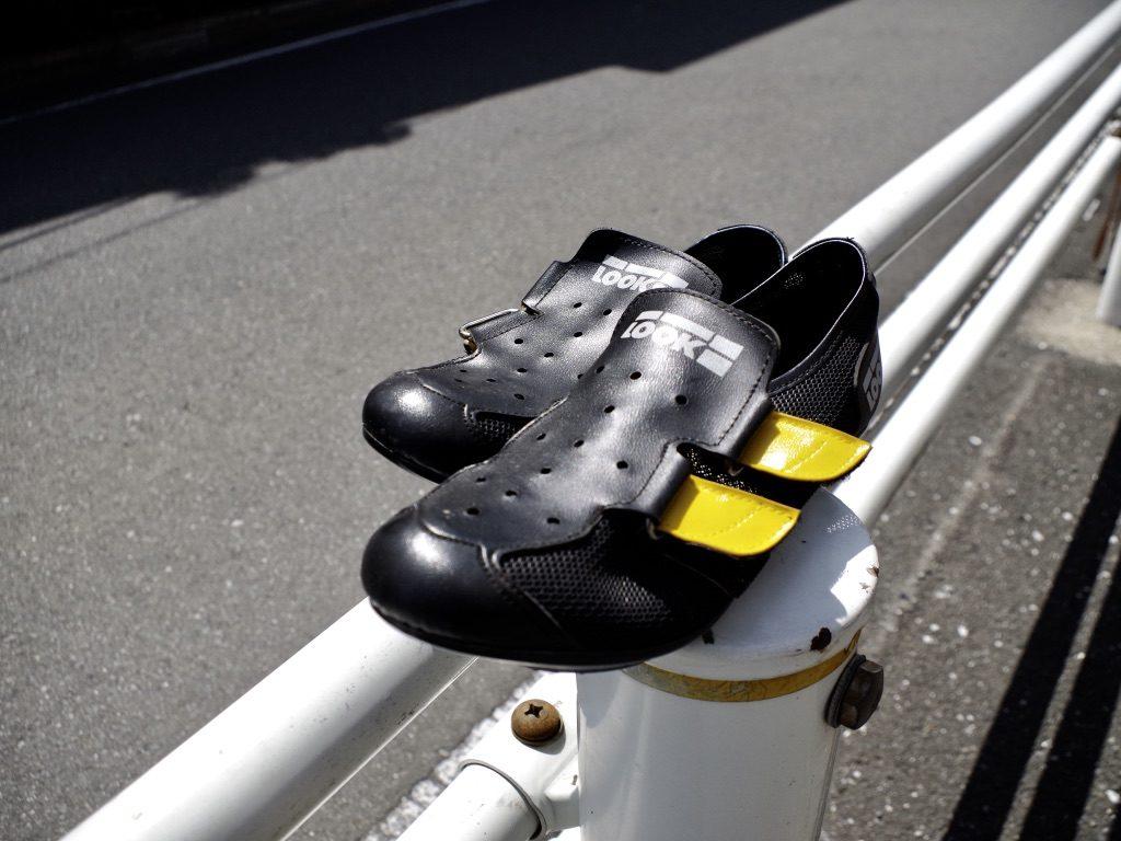 look ビンディングシューズ 中古 三鷹 武蔵野市 自転車