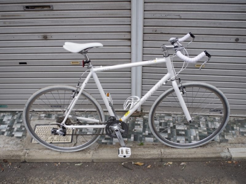 ミニベロ クロスバイク カスタム 自転車屋 武蔵野市 三鷹
