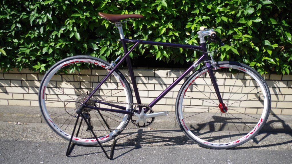 E.B.S FLAOT 700R ハンドメイド自転車 クロモリロードバイク 三鷹 吉祥寺