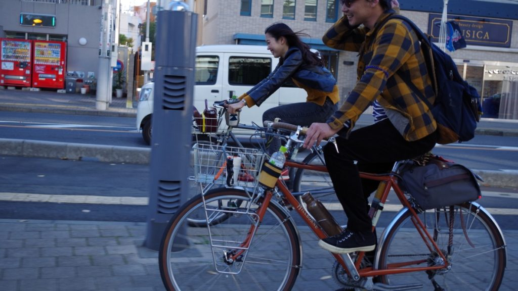 武蔵野市 自転車屋 三鷹 ミニベロ クロスバイク ピストバイク クロモリ ロードバイク