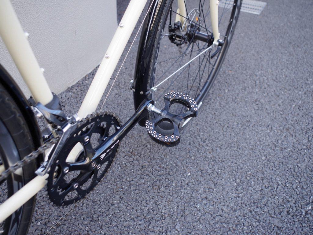 E.B.S STUFF ハンドメイド自転車 クロモリ クロスバイク コミューター ロードバイク 武蔵野市 吉祥寺 自転車