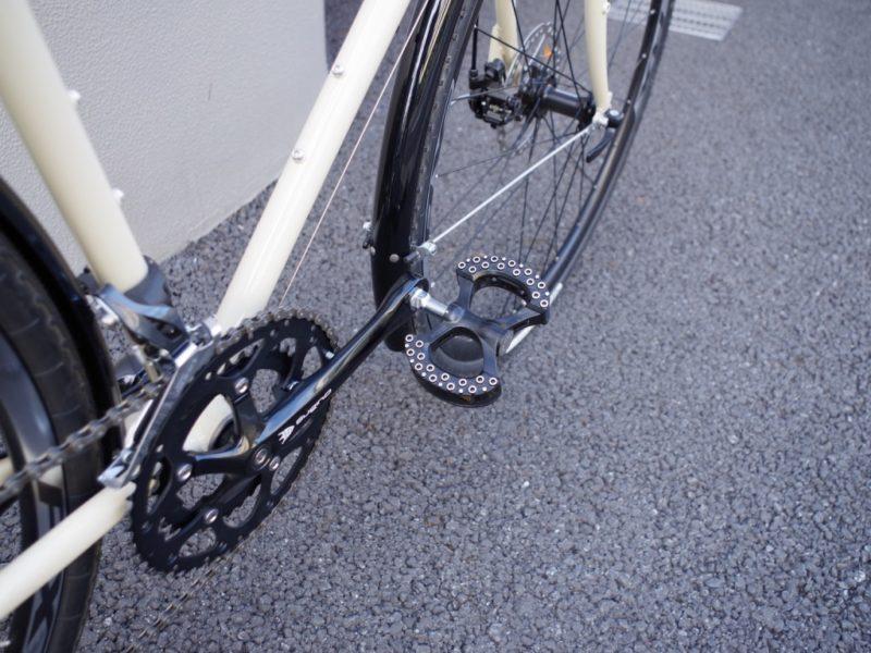 E.B.S STUFF ハンドメイド自転車 クロモリ クロスバイク コミューター ロードバイク 武蔵野市 吉祥寺 自転車 おしゃれ