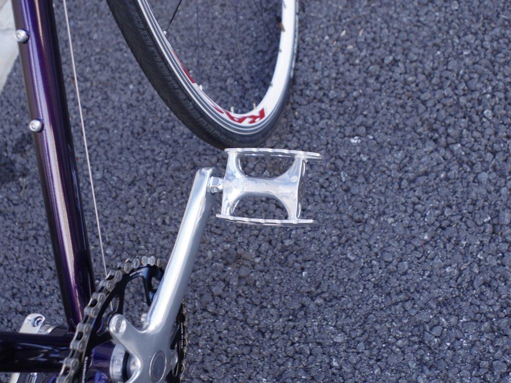 E.B.S FLAOT700 ハンドメイド自転車 クロモリ クロスバイク ロードバイク 武蔵野市 吉祥寺 自転車