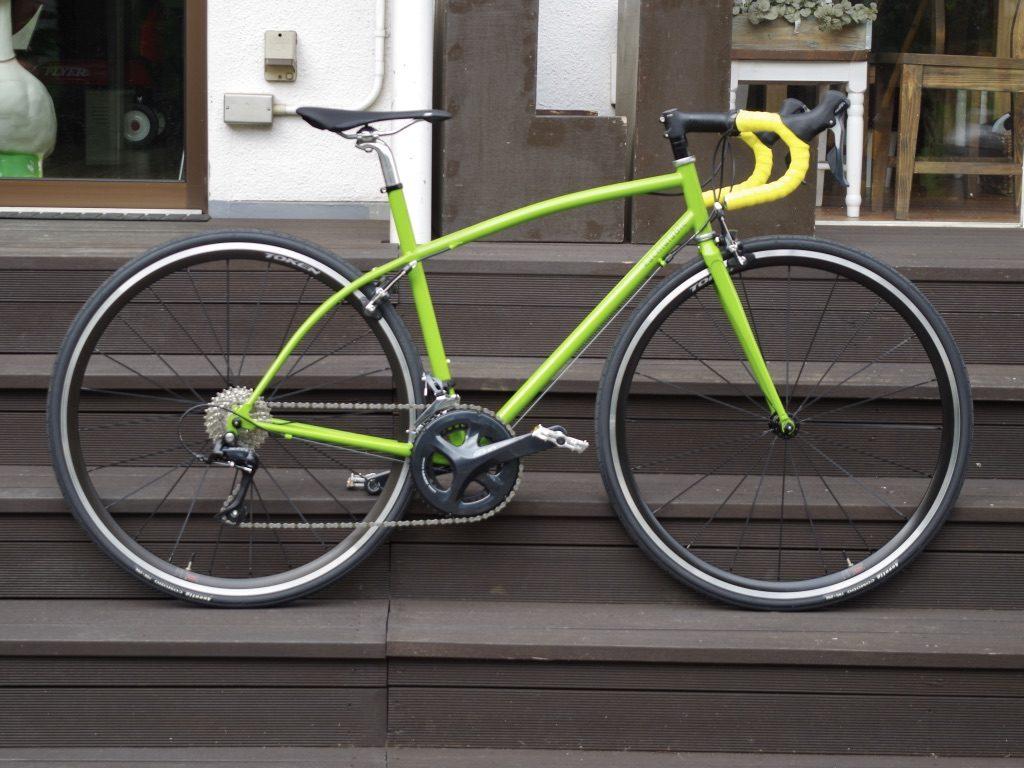 武蔵野市 自転車屋 クロモリ ロードイバク ハンドメイド ミニベロ クロスバイク 三鷹 吉祥寺