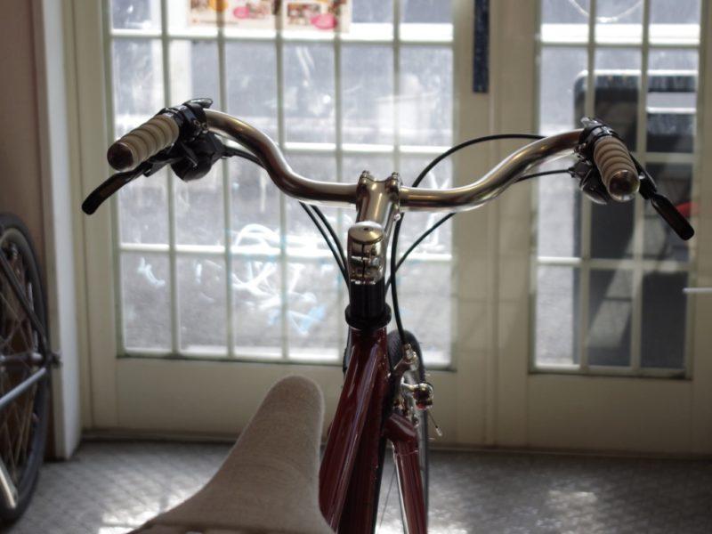 ハンドメイド自転車 武蔵野市 自転車屋
