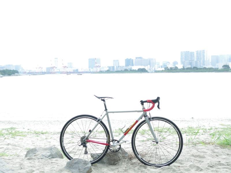 東京 レンタサイクル cherubim ハンドメイド ロードバイク クロモリ 武蔵野市 吉祥寺 三鷹 レンタル 昭和記念公園