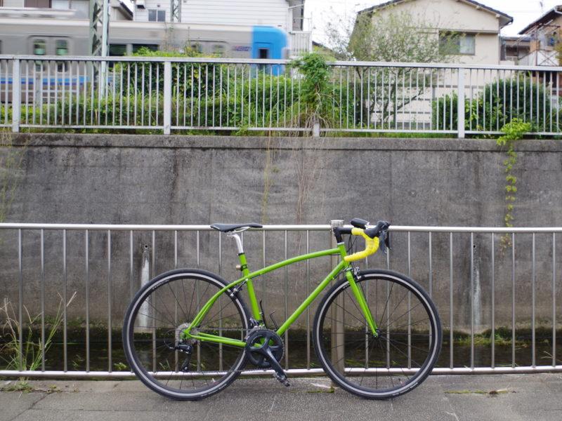 東京 レンタサイクル cherubim ハンドメイド ロードバイク クロモリ 武蔵野市 吉祥寺 三鷹 レンタル 初心者