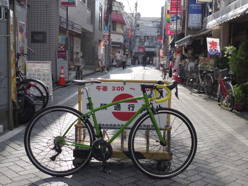 東京 レンタサイクル cherubim ハンドメイド ロードバイク クロモリ 武蔵野市 吉祥寺 三鷹 レンタル 初心者 多摩川サイクリングロード 多摩湖サイクリングロード