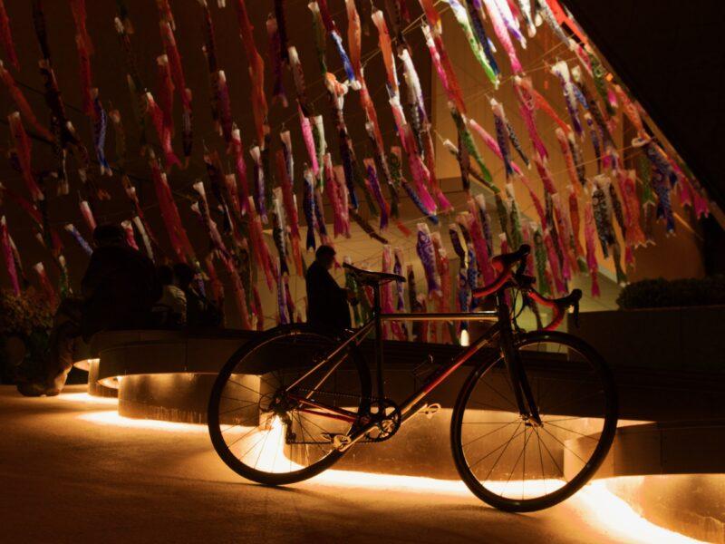 東京 レンタサイクル cherubim ハンドメイド ロードバイク クロモリ 武蔵野市 吉祥寺 三鷹 レンタル 初心者 クロスバイク